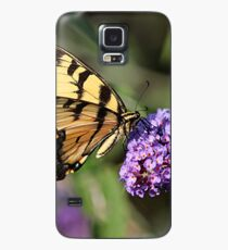 Eastern tiger swallowtail on butterfly bush Case/Skin for Samsung Galaxy