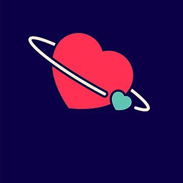 Cosmic Love by hertzen
