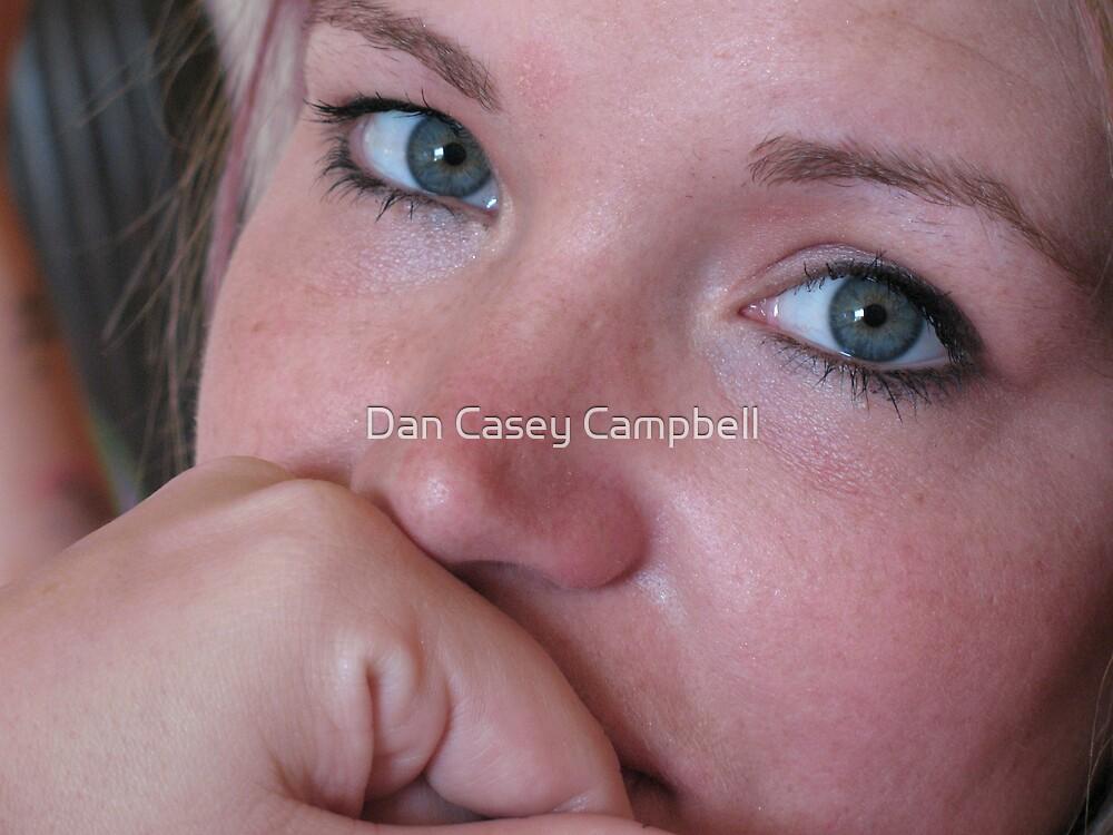 My  beautiful wife Tiffany. by Dan Casey Campbell