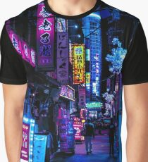Blade Runner Vibes Graphic T-Shirt