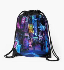 Blade Runner Vibes Drawstring Bag