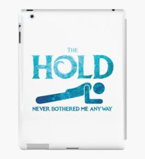 The Hold iPad Case/Skin