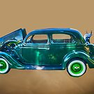 John's 1935 Ford Tudor by Bryan D. Spellman