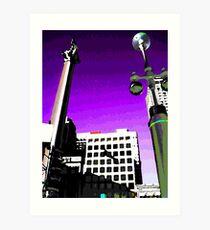 The Spirit of San Francisco D Art Print