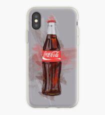 Coca Cola Bottle iPhone Case
