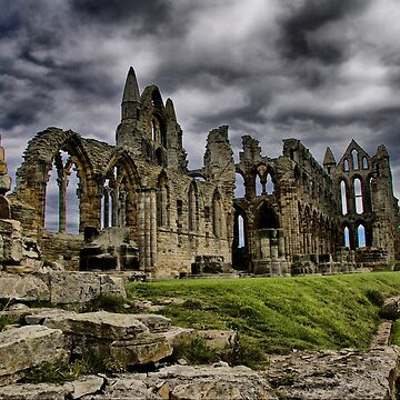 Whitby Abbey 2 by tommysphotos