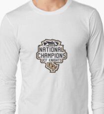 National Champions UCF Knights 2018 Merchandise Long Sleeve T-Shirt