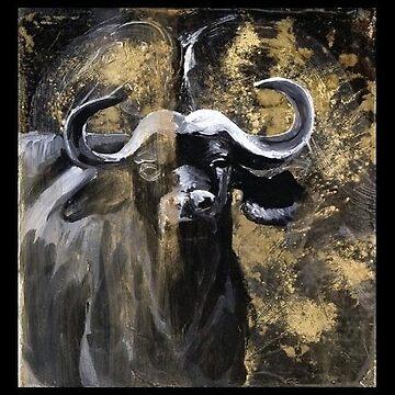 """Water Buffalo"" by staceymaude"