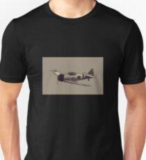 Zero Japanese Warbird - comics edition 2 Unisex T-Shirt