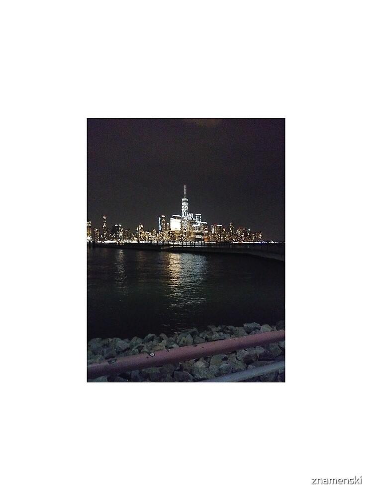New York Night by znamenski