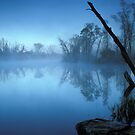 McNally Lake by Bill Spengler