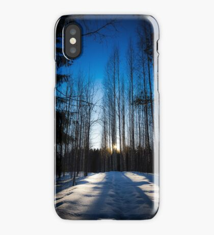 SHADOW DANCE [iPhone-kuoret/cases] iPhone Case