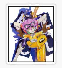 FLCL Haruko Sticker
