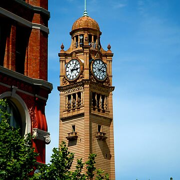 Central Clock Tower. by nalin
