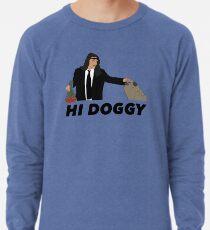 Hi Doggy Lightweight Sweatshirt