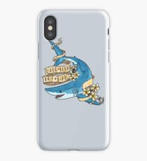 Mako Love, Not War iPhone Case