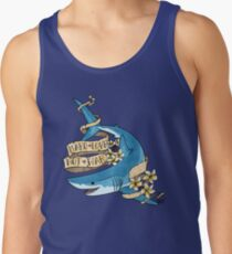 Mako Love, Not War Tank Top
