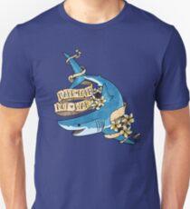 Mako Love, Not War Unisex T-Shirt
