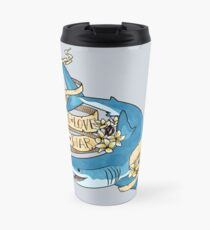 Mako Love, Not War Travel Mug