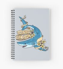 Mako Love, Not War Spiral Notebook