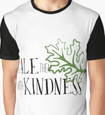 Kale Them With Kindness  Graphic T-Shirt