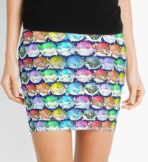Running Eeveelutions Mini Skirt