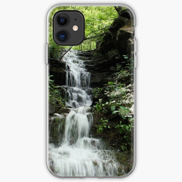 Rocks and Ferns iPhone Soft Case