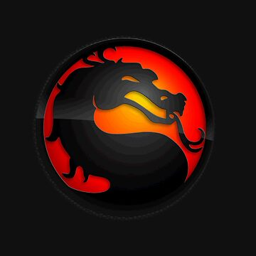 Mortal Kombat Insignia by SnippyPie