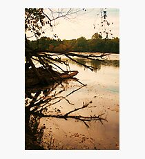 JAMES RIVER Photographic Print
