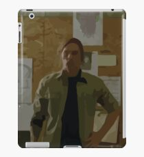 True Detective by Andrew Berger. iPad Case/Skin