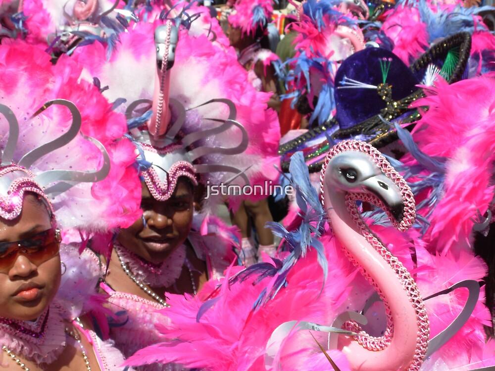 Carnival 2008 - Pink by jstmonline