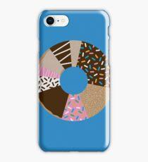 Doughnut Chart iPhone Case/Skin