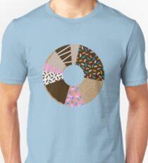 Doughnut Chart Unisex T-Shirt