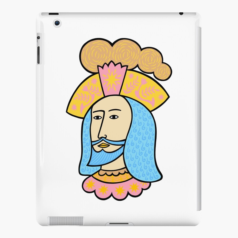 George Clifford iPad Case & Skin