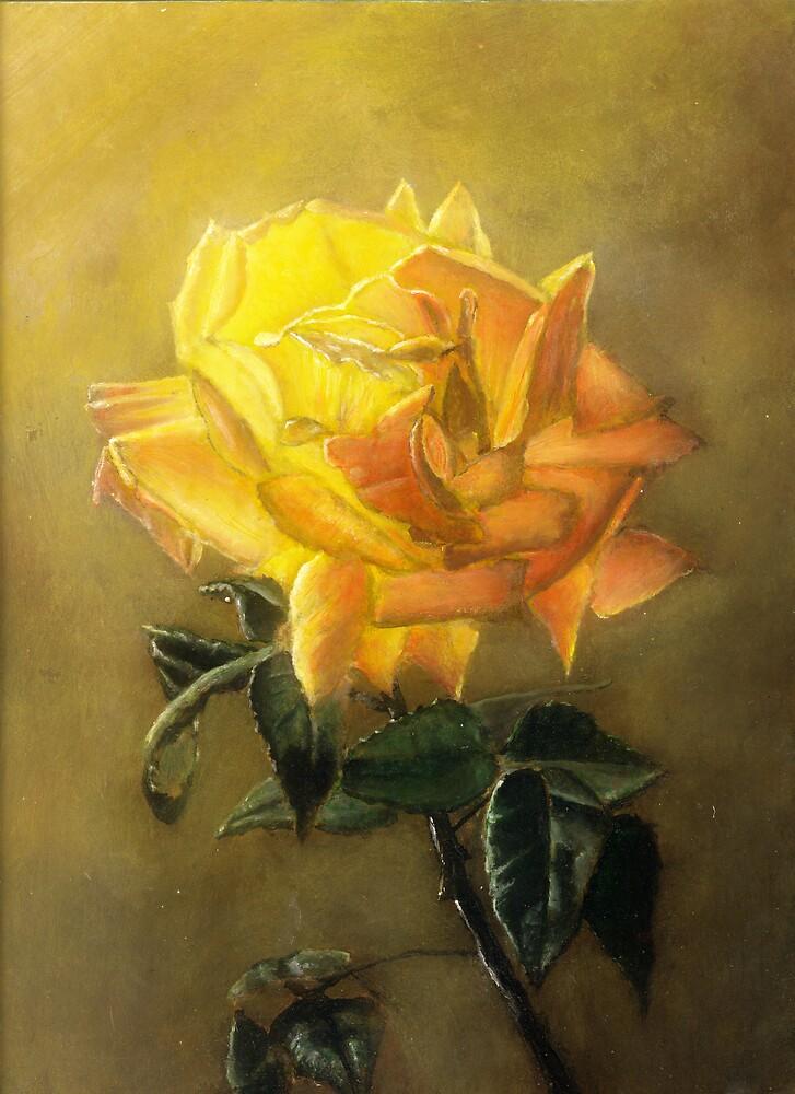 Fallen Rose by Robert O'Neill