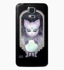 Mystic Miku   Crystal Ball & Zodiac   Black Case/Skin for Samsung Galaxy