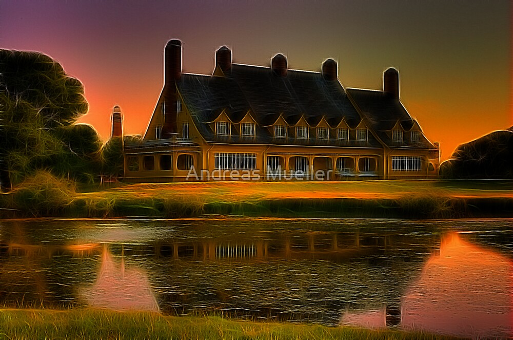 Whalehead Hunt Club by Andreas Mueller