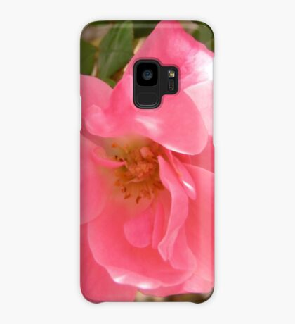 First Winter Rose Case/Skin for Samsung Galaxy