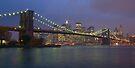 Brooklyn Bridge by AJM Photography