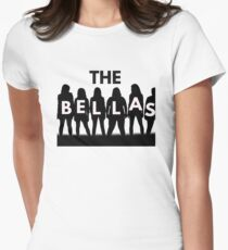 THE BELLAS (Pitch Perfect) Women's Fitted T-Shirt