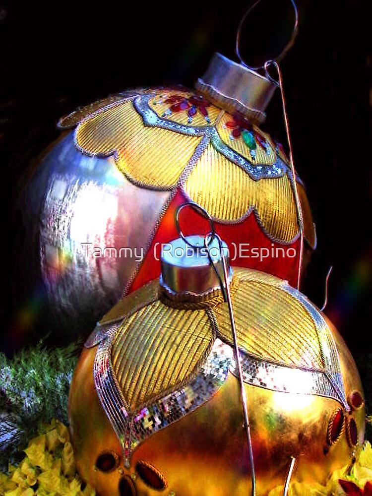 Jingle balls by Tammy  (Robison)Espino