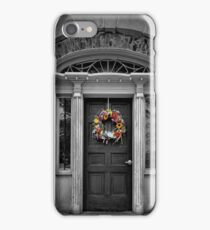 Union Hotel entrance iPhone Case/Skin