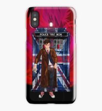The King of All Doctor iPhone Case