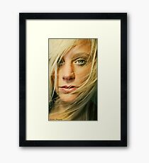 Piercing Framed Print