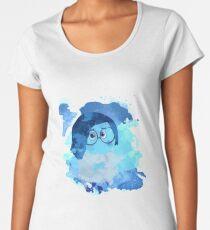 Sadness Premium Scoop T-Shirt