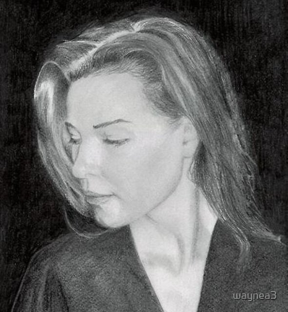 Portrait #1 by waynea3
