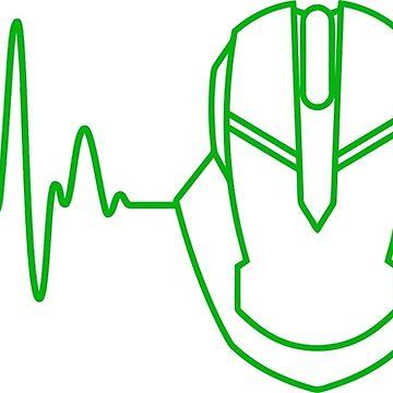 Gamer - Heartbeat by CriticalDMG