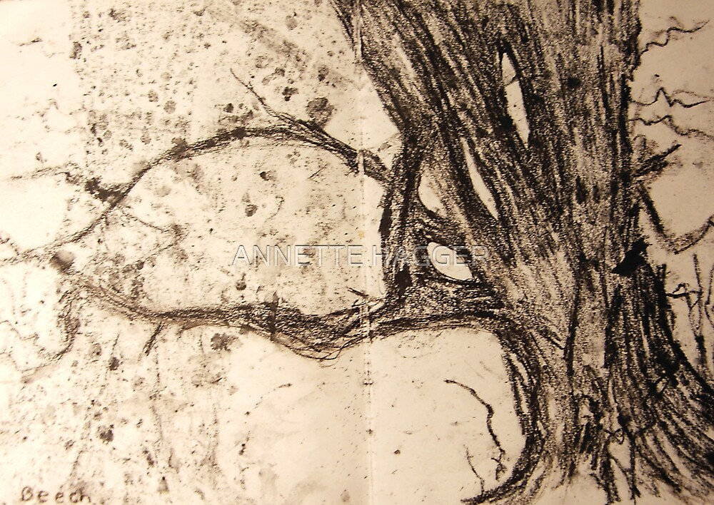 SPIRIT OF THE TREE by ANNETTE HAGGER