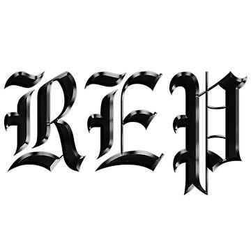 REP Metal in Black by alexshannon