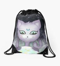Mystic Miku | Crystal Ball | Close up Drawstring Bag